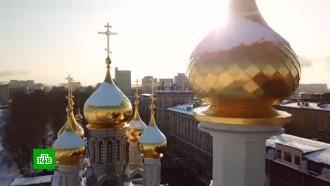 ВПетербурге завершается реконструкция разрушенной всоветские годы церкви