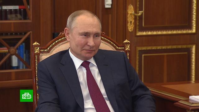 Рогозин сообщил Путину опланах по освоению Луны.Луна, Путин, Рогозин, Роскосмос, космонавтика, космос.НТВ.Ru: новости, видео, программы телеканала НТВ