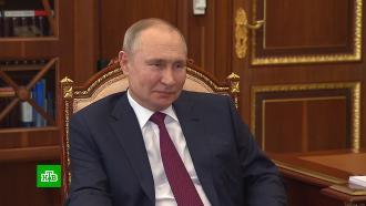 Рогозин сообщил Путину опланах по освоению Луны