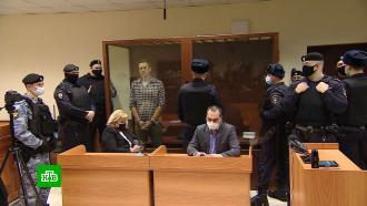Навальный признан виновным вклевете на ветерана