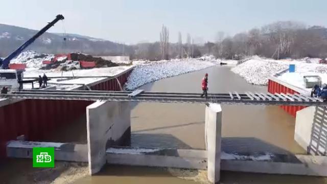 Ниже «мертвого объема»: в Крыму надеются решить проблему нехватки воды весной