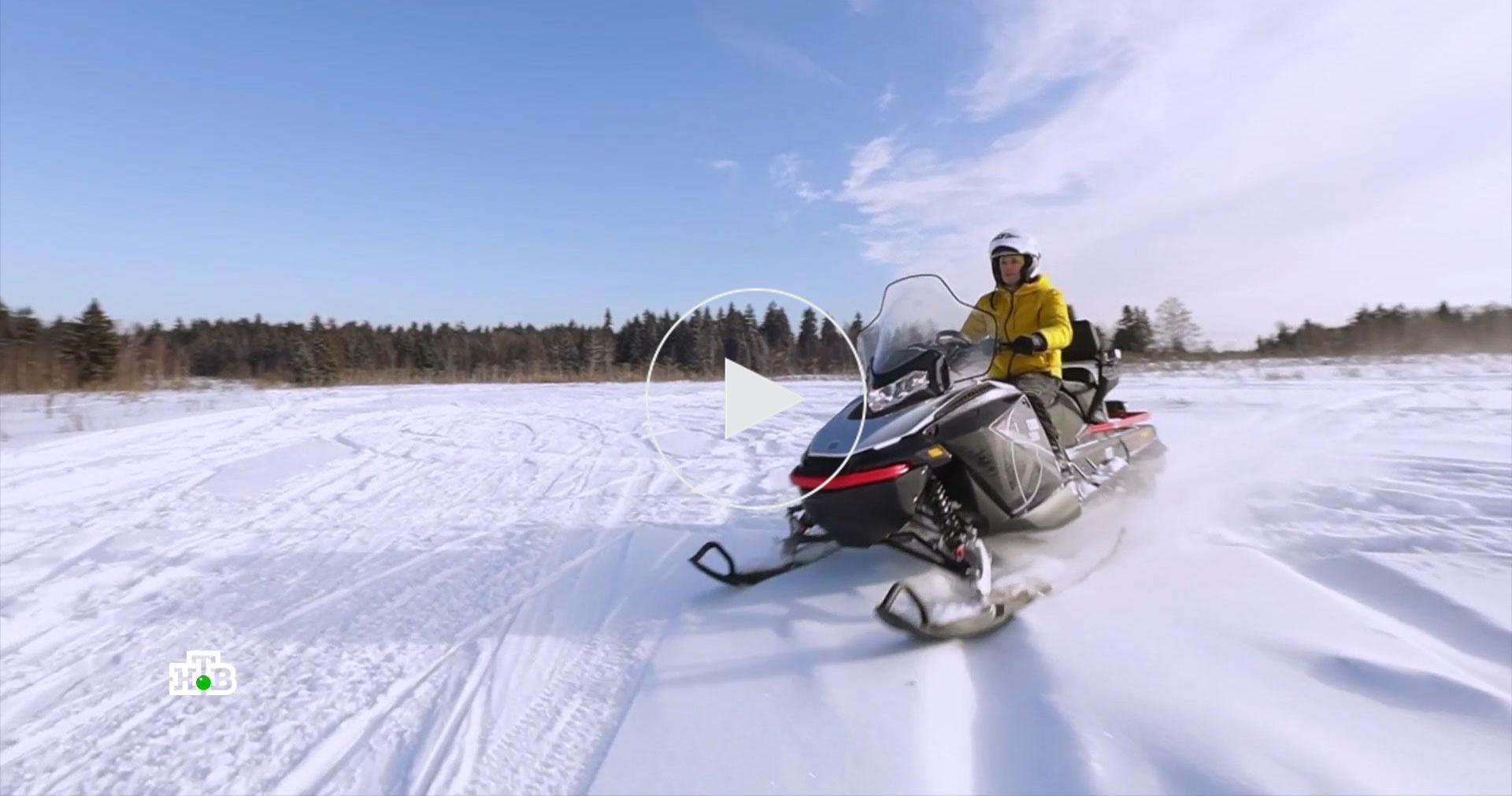 «Мотособаки»: технологичные снегоходы нового поколения