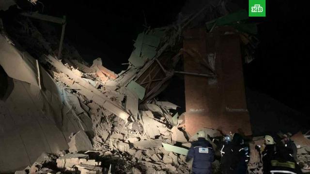 В Норильске рухнул цех обогатительной фабрики.заводы и фабрики, обрушение.НТВ.Ru: новости, видео, программы телеканала НТВ