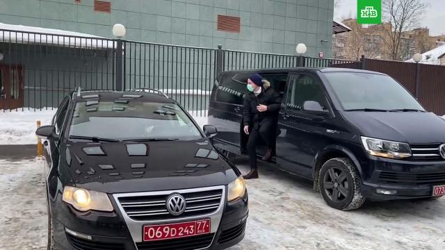 Дипломаты 9европейских стран приехали всуд по делу Навального.Москва, Навальный, оппозиция, приговоры, суды.НТВ.Ru: новости, видео, программы телеканала НТВ