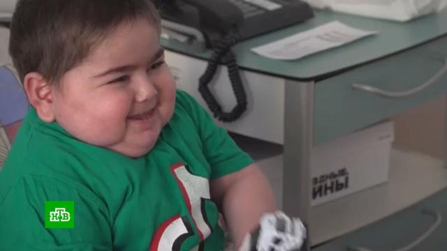 Четырехлетнему Сардалу нужна дорогостоящая терапия перед пересадкой костного мозга.SOS, благотворительность, дети и подростки.НТВ.Ru: новости, видео, программы телеканала НТВ