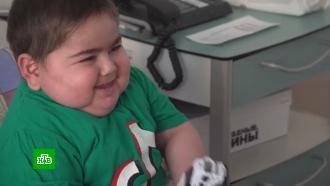 Четырехлетнему Сардалу нужна дорогостоящая терапия перед пересадкой костного мозга