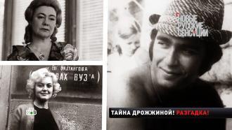 Зачем Дрожжина вышла замуж за любовника Брежневой.НТВ.Ru: новости, видео, программы телеканала НТВ