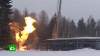 На Урале после аварии на газопроводе тысячи домов в<nobr>30-градусный</nobr> мороз остались без тепла