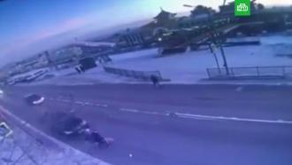 В<nobr>Улан-Удэ</nobr> водительLexus сбил насмерть двух подростков искрылся