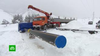 Стартовал самый сложный этап проекта по газификации <nobr>карачаево-черкесских</nobr> горных аулов