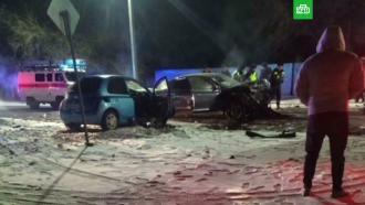 В Благовещенске автомобилистка погибла, уходя от полицейской погони