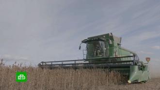 Российские фермеры пожаловались на невозможность купить удобрения