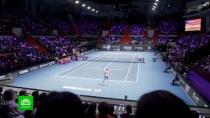 В марте Петербург увидит игру сильнейших теннисисток планеты.Сильнейшие теннисистки планеты готовятся разыграть в Северной столице престижный кубок и солидный призовой фонд.Санкт-Петербург, спорт, теннис.НТВ.Ru: новости, видео, программы телеканала НТВ
