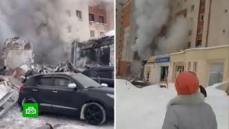 Взрыв газа произошел в<nobr>суши-баре</nobr> вНижнем Новгороде