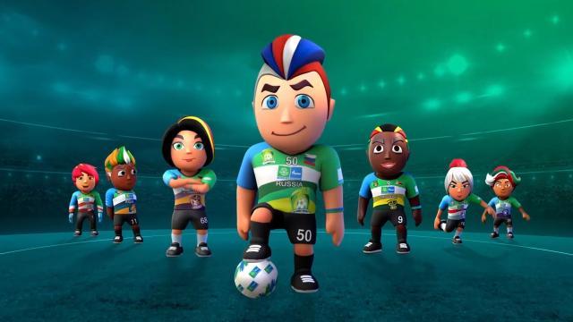 Многопользовательский футбольный симулятор F4F World.НТВ.Ru: новости, видео, программы телеканала НТВ