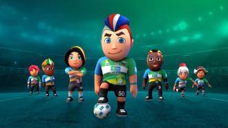 Многопользовательский футбольный симулятор F4F World