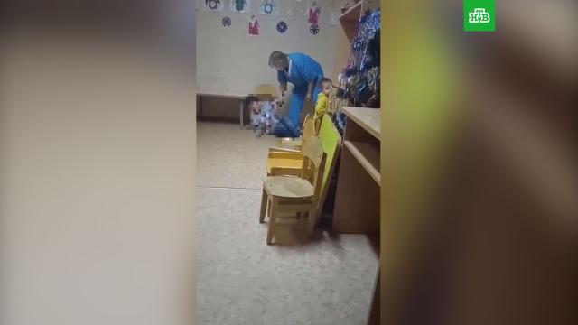 В Пермском крае проверят видео, на котором медик бьет ребенка.Пермский край, Пермь, больницы, дети и подростки.НТВ.Ru: новости, видео, программы телеканала НТВ
