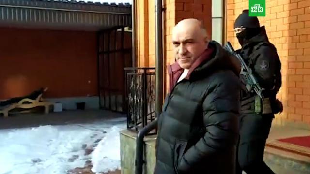 Задержан бывший министр внутренних дел Ингушетии.Ингушетия, МВД, задержание, расследование.НТВ.Ru: новости, видео, программы телеканала НТВ