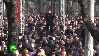 Шойгу обсудил сминистром обороны Армении обстановку вНагорном Карабахе