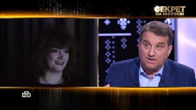 «Уходи, пока я тебя не убила»: оскорбленная Пугачёва едва не ударила Кушанашвили.интервью, знаменитости, семья, эксклюзив, артисты, Пугачёва, оскорбления, журналистика, шоу-бизнес.НТВ.Ru: новости, видео, программы телеканала НТВ