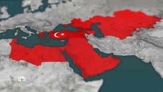Провокационная карта турецких амбиций: при чем тут Крым, Украина и США.НТВ.Ru: новости, видео, программы телеканала НТВ