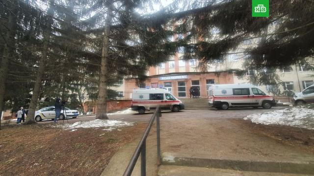 Названа причина взрыва вбольнице вЧерновцах.Украина, больницы, взрывы.НТВ.Ru: новости, видео, программы телеканала НТВ