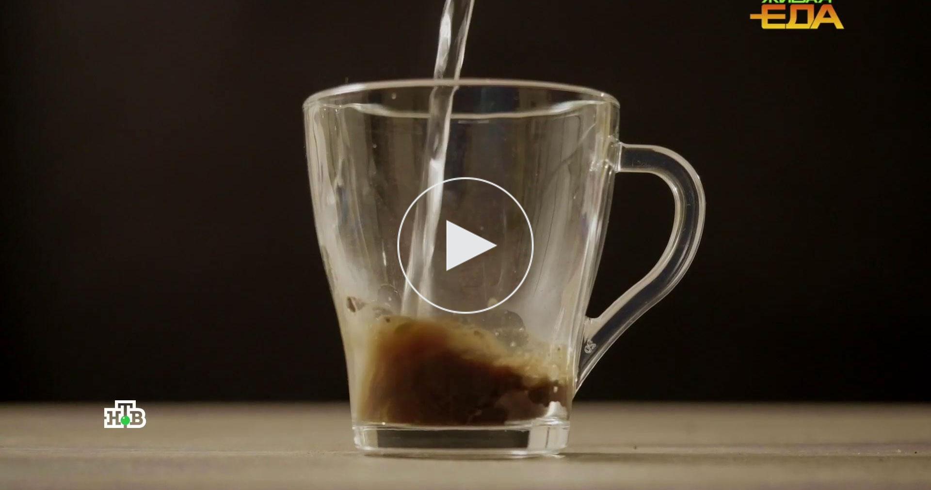 Влияние кофеина на объем серого вещества мозга