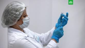 ВМоскве стартовала вакцинация добровольцев «Спутником Лайт»