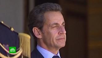Саркози приговорили кгоду тюрьмы