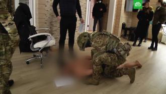 Спецназ штурмом взял российскую порностудию