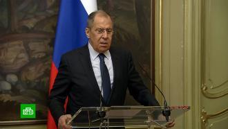 «Обязательно ответим»: Лавров обозначил реакцию РФ на возможные новые санкции США