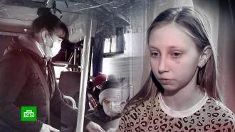 Школьницу выбросили из автобуса на мороз из-за нехватки рубля на билет