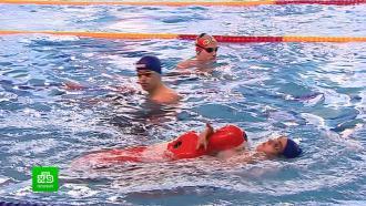 Водные спасатели соревнуются за Кубок Петербурга
