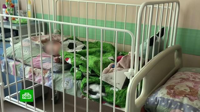 Брошенных матерью на морозе детей передали под опеку дяде.Москва, дети и подростки, расследование, семья, зима, морозы.НТВ.Ru: новости, видео, программы телеканала НТВ