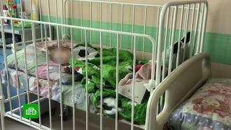 Брошенных матерью на морозе детей передали под опеку дяде.Троих детей, которых мать бросила умирать в лесу в Новой Москве, сегодня выписали из Морозовской больницы. Там они провели почти 3 недели.Москва, дети и подростки, зима, морозы, расследование, семья.НТВ.Ru: новости, видео, программы телеканала НТВ