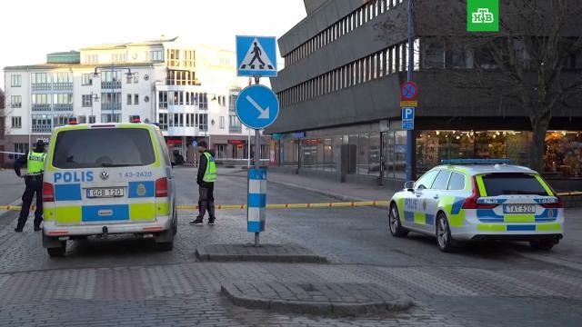 СМИ: нападение вШвеции устроил выходец из Афганистана.Швеция, нападения, терроризм, убийства и покушения.НТВ.Ru: новости, видео, программы телеканала НТВ