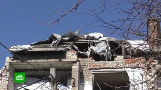 ВДонбассе несколько человек погибли от обстрелов украинских силовиков