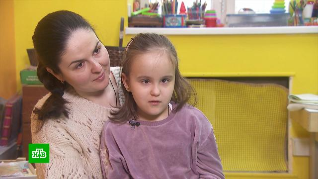 Семилетней Ираиде нужны деньги на курс реабилитации