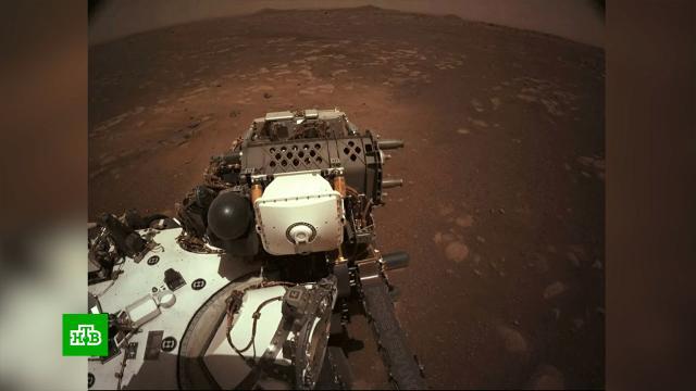 Perseverance за 33минуты прошел 5метров по поверхности Марса.Марс, НАСА, космос, наука и открытия.НТВ.Ru: новости, видео, программы телеканала НТВ