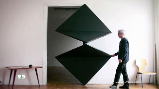 Сделано сумом: чем удивляет современная мебель.НТВ.Ru: новости, видео, программы телеканала НТВ