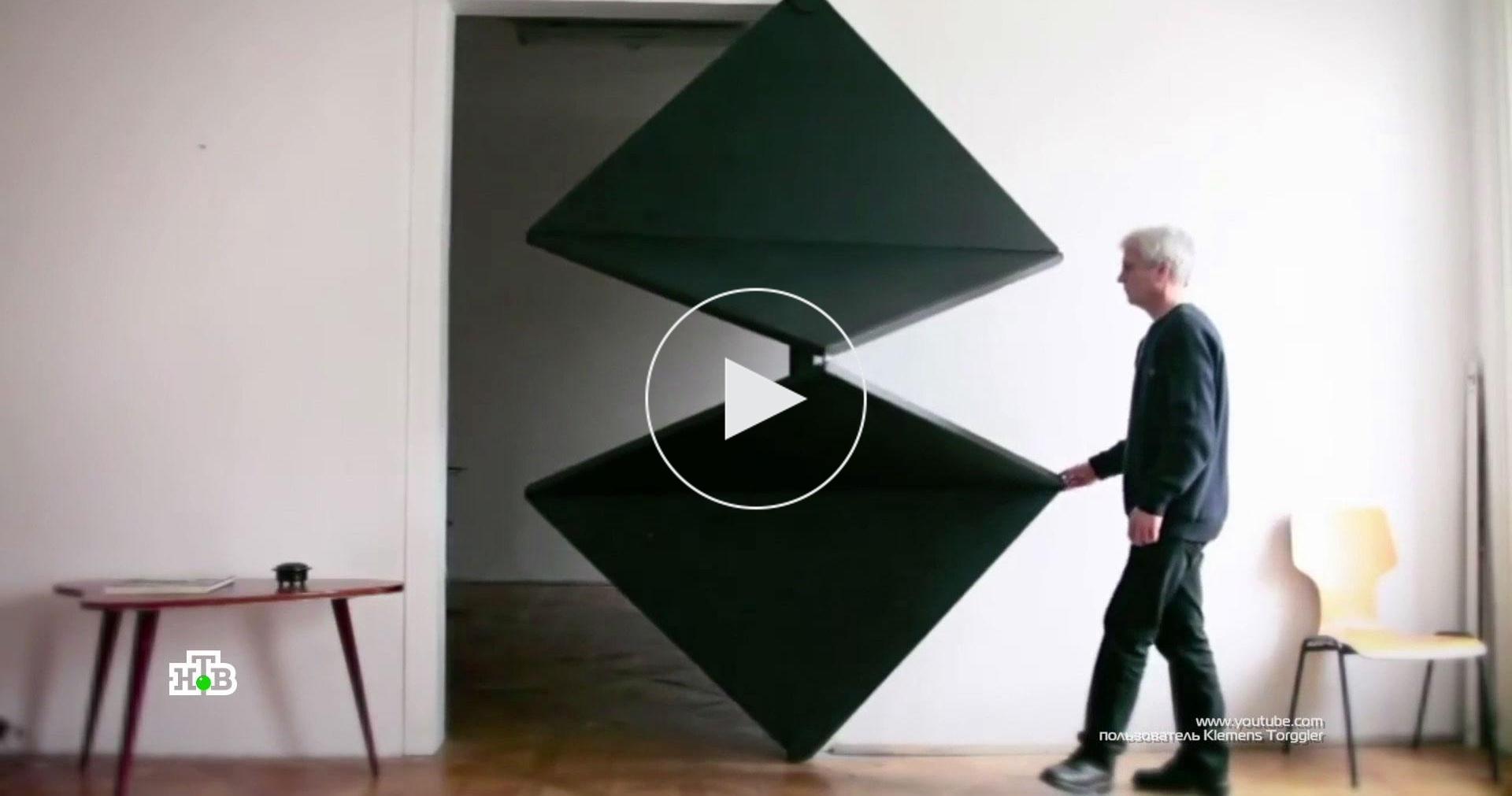 Сделано сумом: чем удивляет современная мебель