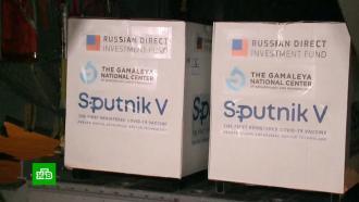 ВОЗ может одобрить вакцину «СпутникV» для применения вчрезвычайных ситуациях