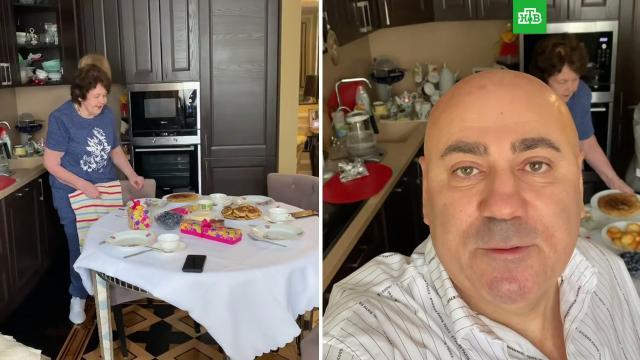 Иосиф Пригожин показал праздничный завтрак утещи.НТВ.Ru: новости, видео, программы телеканала НТВ