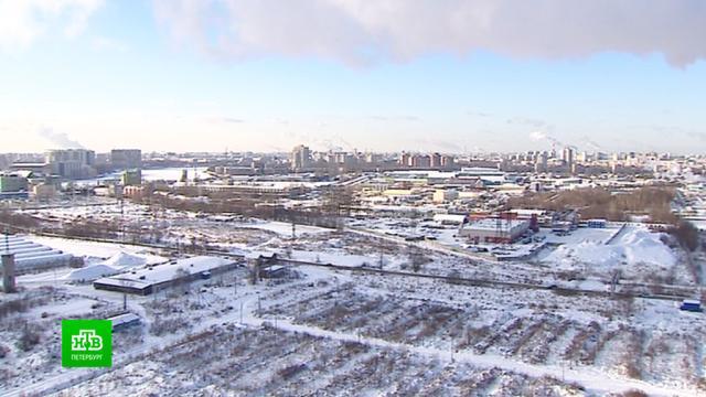 Петербуржцы не хотят жить рядом с мусоросортировочной станцией.Санкт-Петербург, мусор, строительство, экология.НТВ.Ru: новости, видео, программы телеканала НТВ