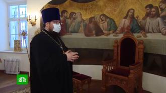 Спасены ценные фрески ииконы: вВологде газифицировали старинный храм