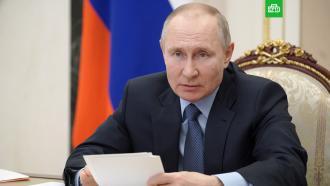 Путин поручил разобраться сзарплатами бюджетников до 20апреля
