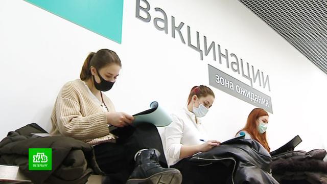 Врачи призывают петербуржцев охотнее вакцинироваться от коронавируса.Санкт-Петербург, коронавирус, прививки, эпидемия.НТВ.Ru: новости, видео, программы телеканала НТВ