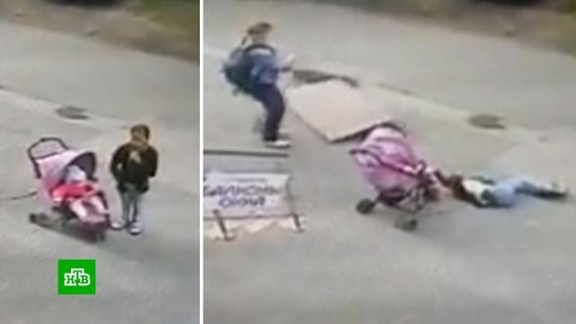 В Новосибирске не могут найти виновных в падении фанеры на девочку.Новосибирск, дети и подростки, жилье, несчастные случаи, суды.НТВ.Ru: новости, видео, программы телеканала НТВ