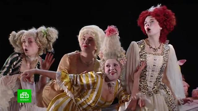 ВПетербурге готовят премьеру детской оперы по сказке «Свинопас».Санкт-Петербург, дети и подростки, музыка и музыканты, театр.НТВ.Ru: новости, видео, программы телеканала НТВ