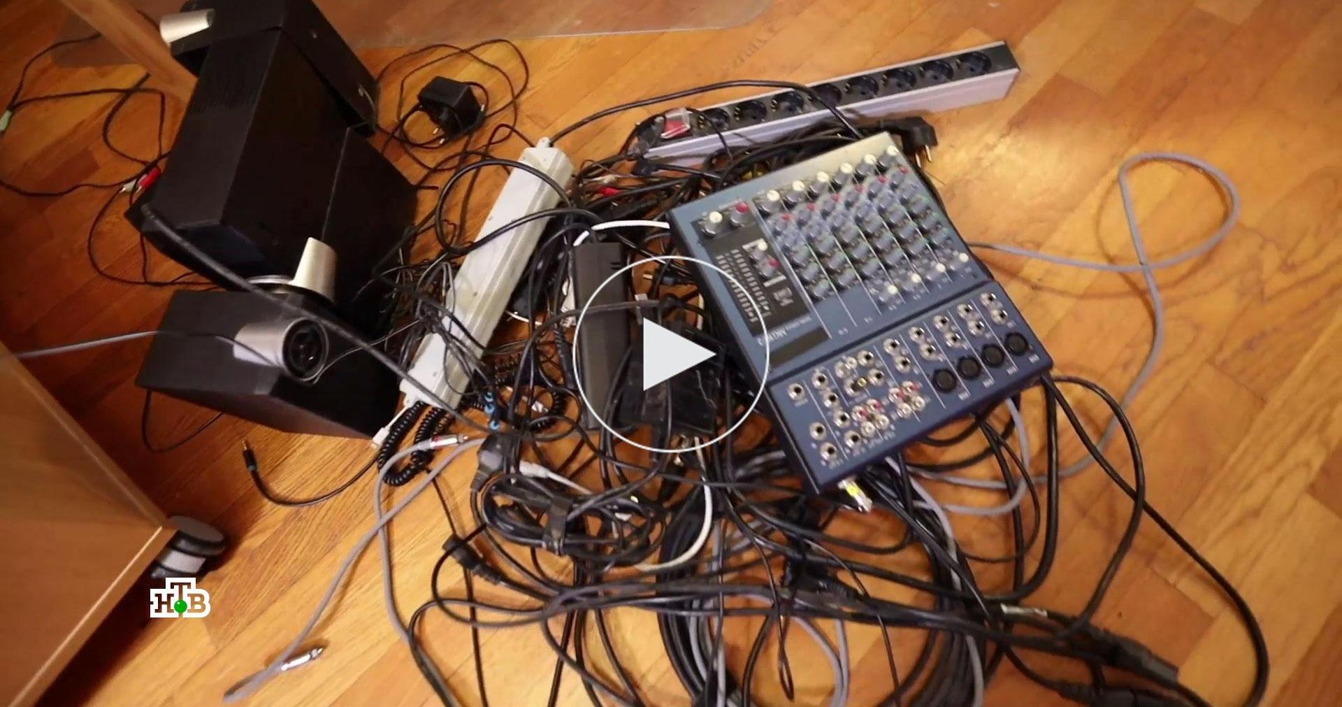 Куда убрать провода: дизайнерские итехнологические решения